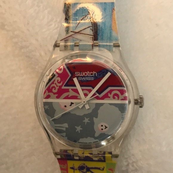 Swatch Accessories - More fun with Swatch